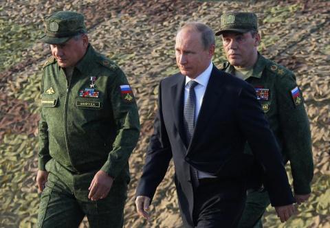 Россия готова к бою: Путин о…