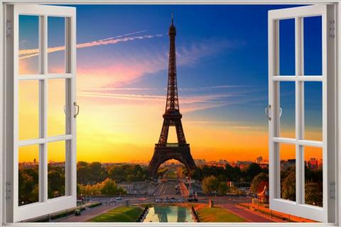 Увидеть Париж и… убежать