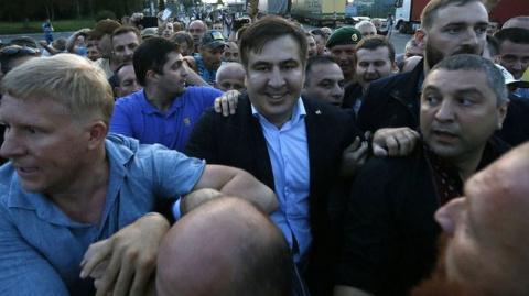 Не Саакашвили единым. Кто будет выводить людей на улицы Киева в ближайшие два дня