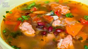 Согревающий Зимний Суп