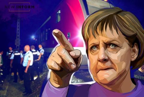 Судьба старушки под угрозой: почему фрау Меркель так сильно боится России?