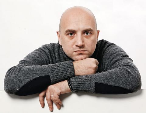 Захар Прилепин и Эдуард Лимо…