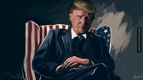Месяц с Трампом как год с Об…