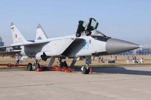 Проект ПАК ДП: замена для МиГ-31