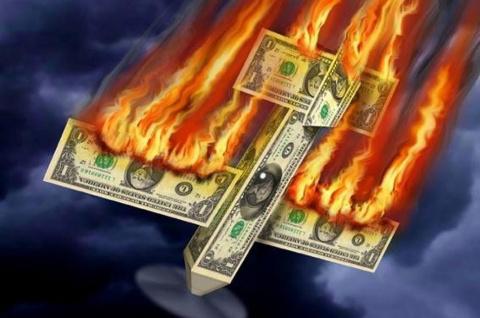 Мир все дальше от доллара, Р…
