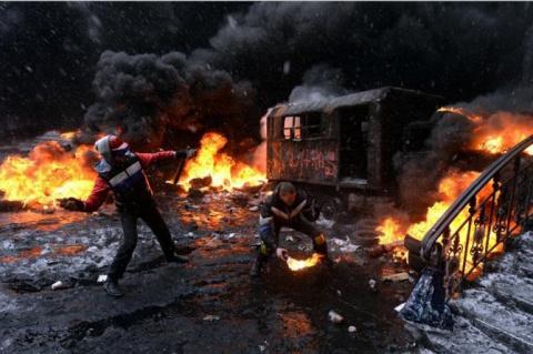 Госпереворот на Украине – это факт