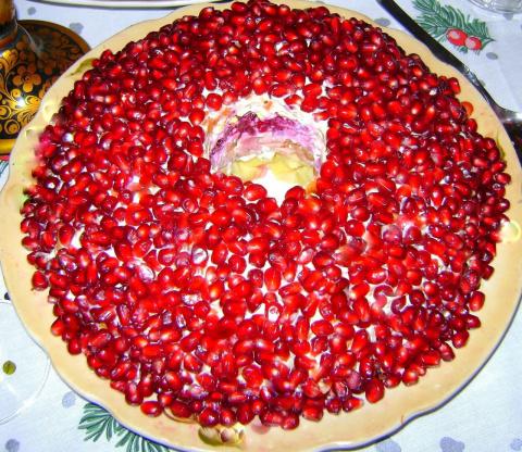 "Раздел   ""салаты ""  30 рецептов  .Фото -Рецепт Olga Dell"