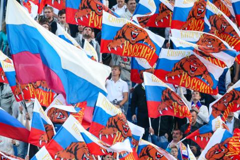 Кремлёвские дворники под уда…