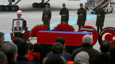 «Он был воплощением агрессии»: кто оправдывает убийство российского посла в Турции