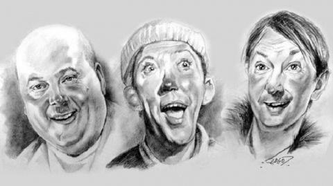Реалистичные портреты простыми карандашами от художника Сергея Загаровского