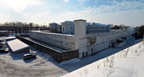 Тюрьма Белый лебедь. Билет в один конец