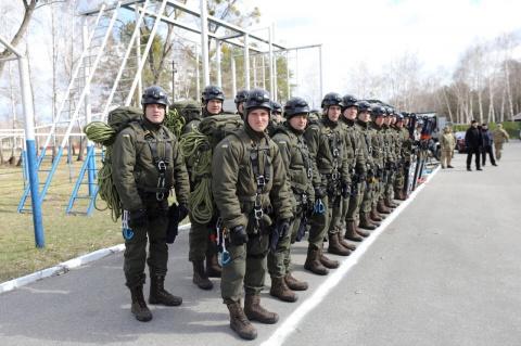 Аваков поставил украинскую полицию на лыжи