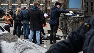 Момент убийства Дениса Вороненкова попал на видео