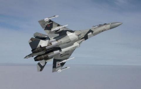 Как российский СУ-24 издевался над американским эсминцем