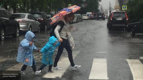 Спасатели Москвы предупреждают об аномальном тепле на ближайшие две недели