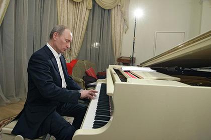 А Мурку можешь?: Путин пошут…
