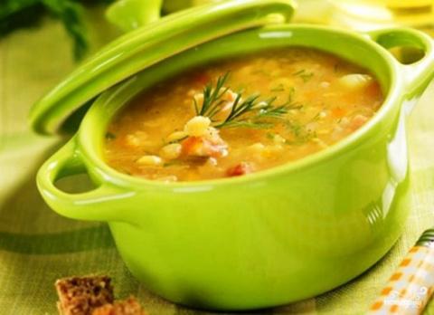 ДЕНЬ ПЕРВОГО БЛЮДА. Гороховый суп: пять интересных рецептов
