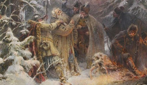 Жизнь за царя: миф и реальность Ивана Сусанина