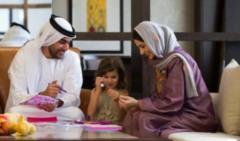 Как живет обычная арабская с…