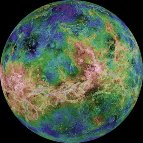 Уникальные архивные снимки НАСА из фотокниги «Земля и космос»