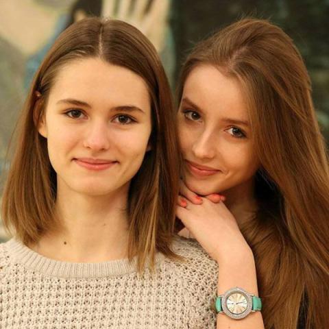 Девушки с натуральной красот…