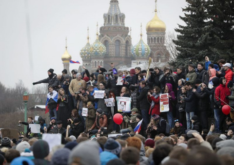 Итоги Марша Навального. Советы непостороннего из Украины.