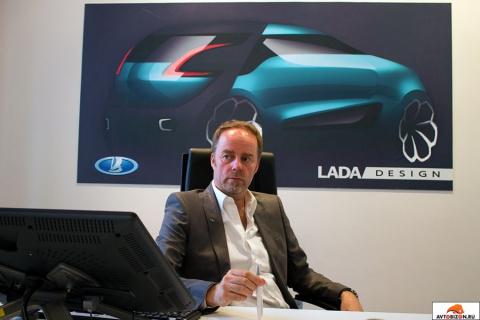 Стив Маттин работает над четырьмя новыми моделями АВТОВАЗа