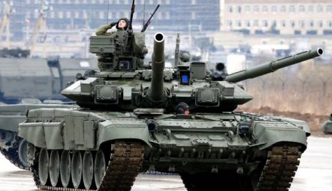 Т-90: почему российский танк…