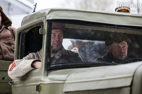 Горобченко и Мерзликин встре…