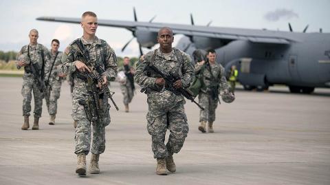 Военное присутствие