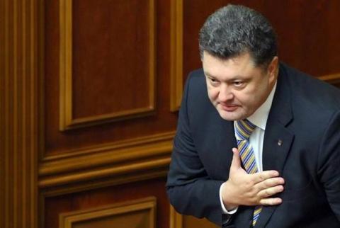 Порошенко готовит заявление в ответ на указ Путина о паспортах ДНР и ЛНР