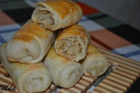 Вэрзере - молдавские пирожки…