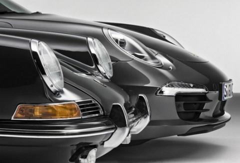 Особая магия Porsche!