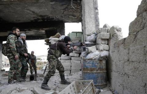 Армия Сирии окружила крупную…