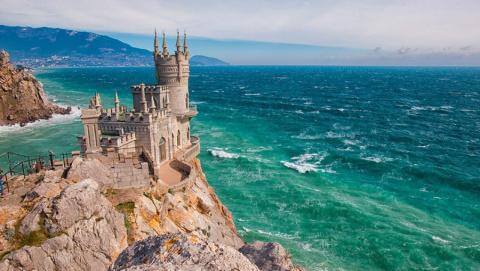Размышления о Крыме с укроса…