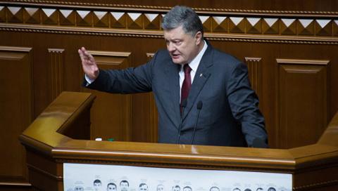 """Болен и неадекватен? Киевские СМИ """"вываливают"""" компромат на Порошенко"""
