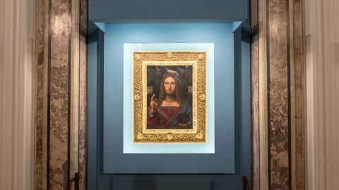 Проданную за аукционе картину Да Винчи за $400 млн назвали подделкой