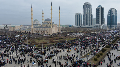 Столица Чечни получит 270 мл…