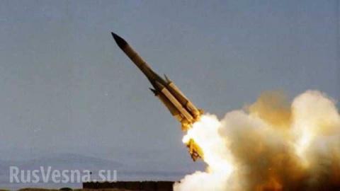 Атаки ВВС Израиля в Сирии по…
