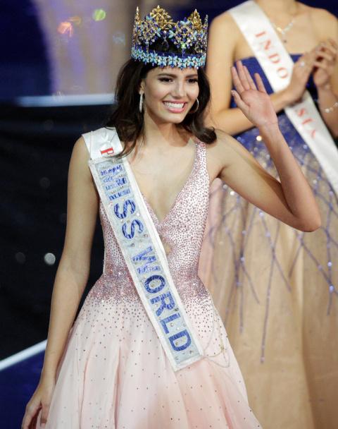 Мисс Мира 2016 стала 19-летняя пуэрториканка