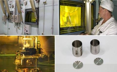 Первый источник на основе кобальта-60 изготовлен на новом производственном участке Росатома