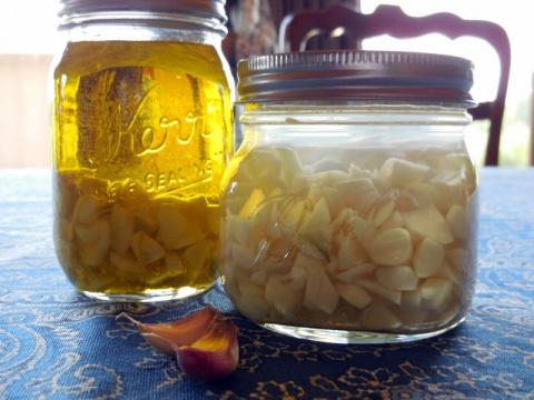 Тибетский рецепт очистки сосудов с помощью чеснока