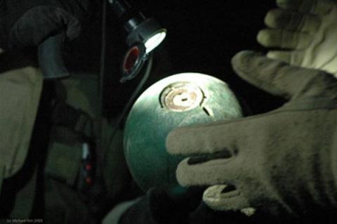 Авиационная бомба Mk 2 Alpha…