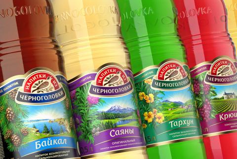 Tomatdesign изменил дизайн напитков из Черноголовки