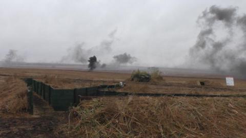 Донбасс сегодня: в бою с ВСУ…