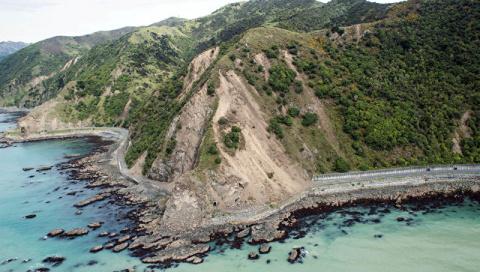 Геологи: под Новой Зеландией…