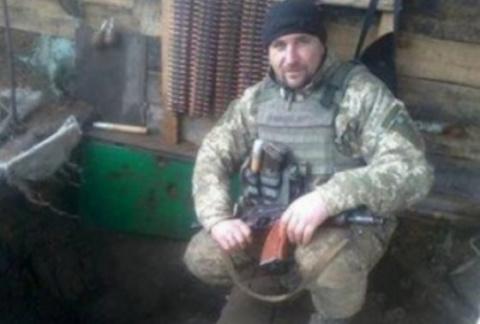Новости Украины: неизвестные выбросили из поезда, как мусор, боевика «АТО»