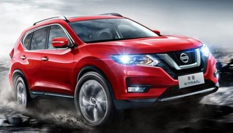 Обновленный Nissan X-Trail н…