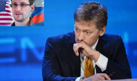 Песков: Сноуден — не разменн…