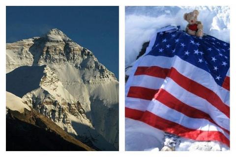 Трупы погибших альпинистов к…